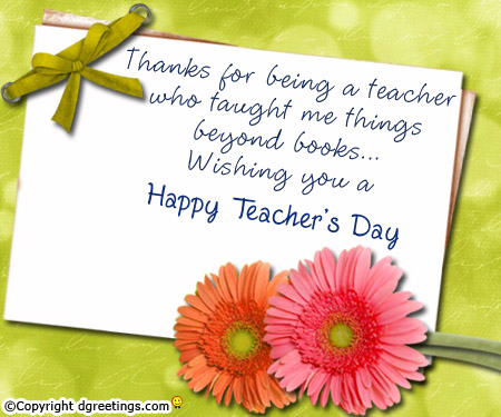 Teacher's Day Quotes Images 11