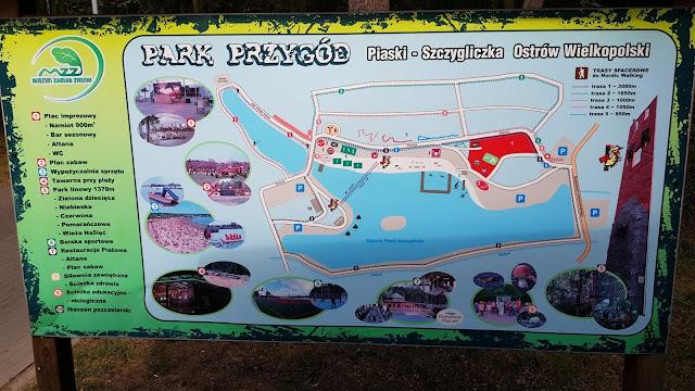 Ostrów Piaski imprezy