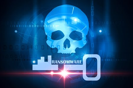 EHR system Ransomware attack