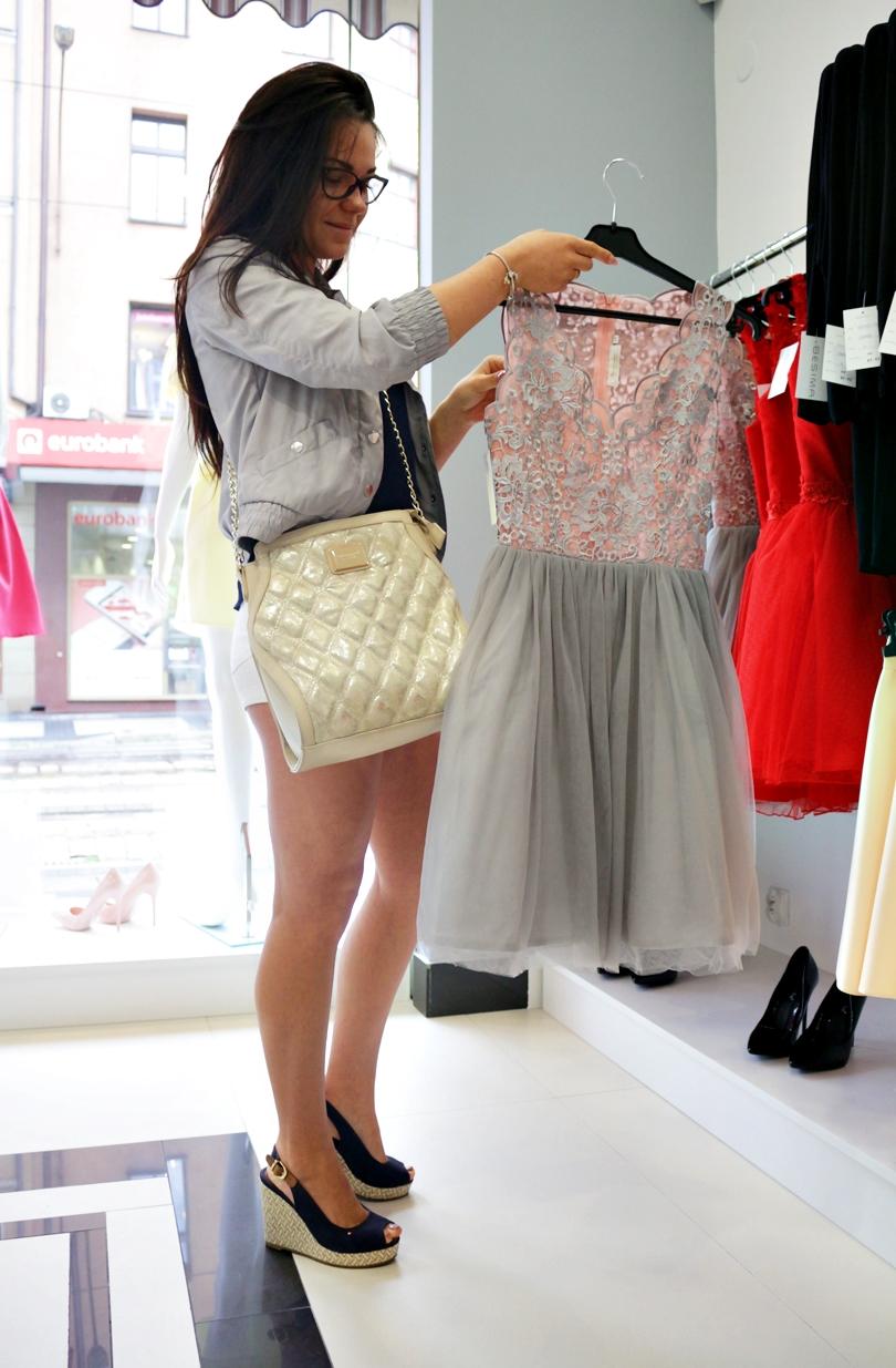 besima, poznań, św. marcin, galeria, mm, otwarcie, sklepu, makaroniki, torebki, kombinezon, sukienki, wieczorowe, fashion,