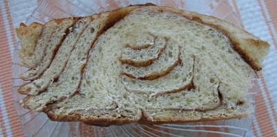 Judy's Gross Eats: Triple bread whammy