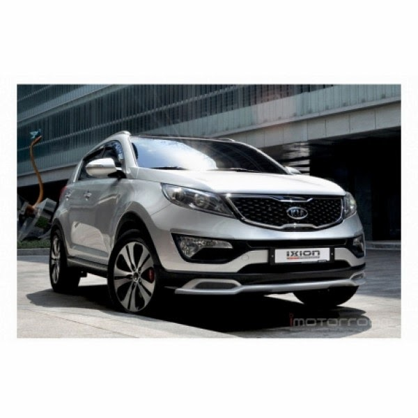 Body Kit Kia Sportage Ixion