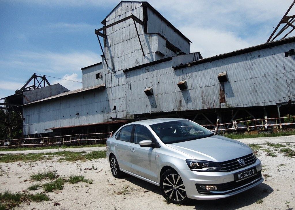 motoring malaysia test drive volkswagen vento 1 2 tsi highline there and back again as. Black Bedroom Furniture Sets. Home Design Ideas
