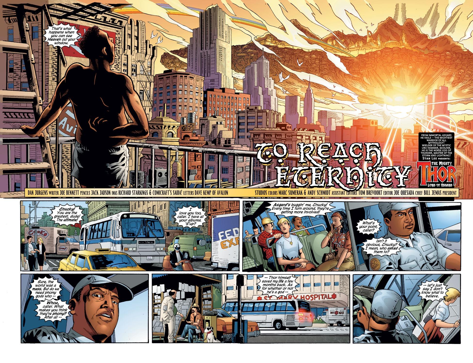 Thor (1998) Issue #54 #55 - English 3