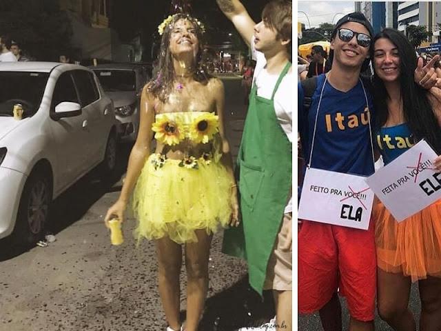 fantasias de carnaval para casal