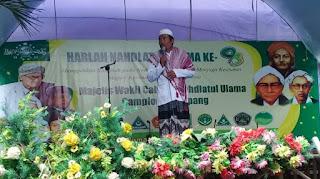 Kiai Jumali, Islam Dunia Akan Belajar Kepada Islam Indonesia