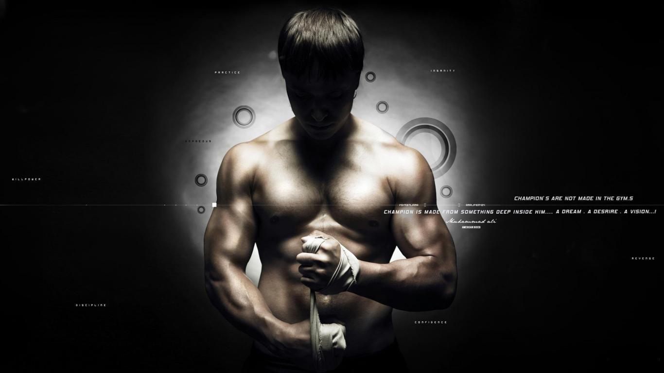 Amateur Boxing Training 74