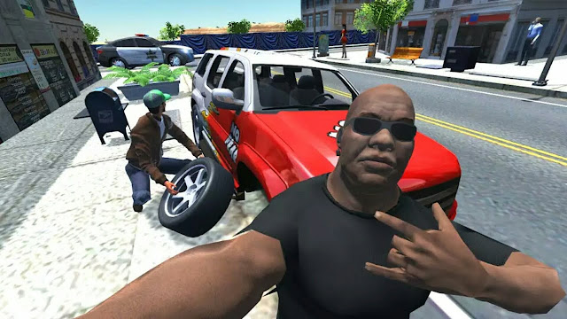 Urban Car Simulator v1.4 Altın Hileli