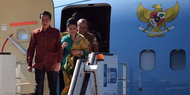 Jokowi bangga raih tingkat kepercayaan masyarakat teratas dunia