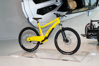 Lamborghini Goes Into Electric Bicycles Production