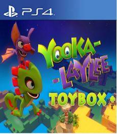 Yooka Laylee Toybox Plus PS4 [PKG] Oyun İndir [Multi]