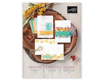 Stampin' Up! Annual Catalogue 2020-2021