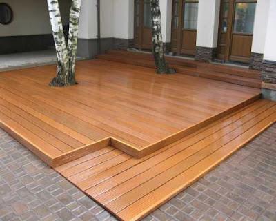 Những tuyệt chiêu giữ gìn sàn gỗ ngoài trời luôn tươi mới
