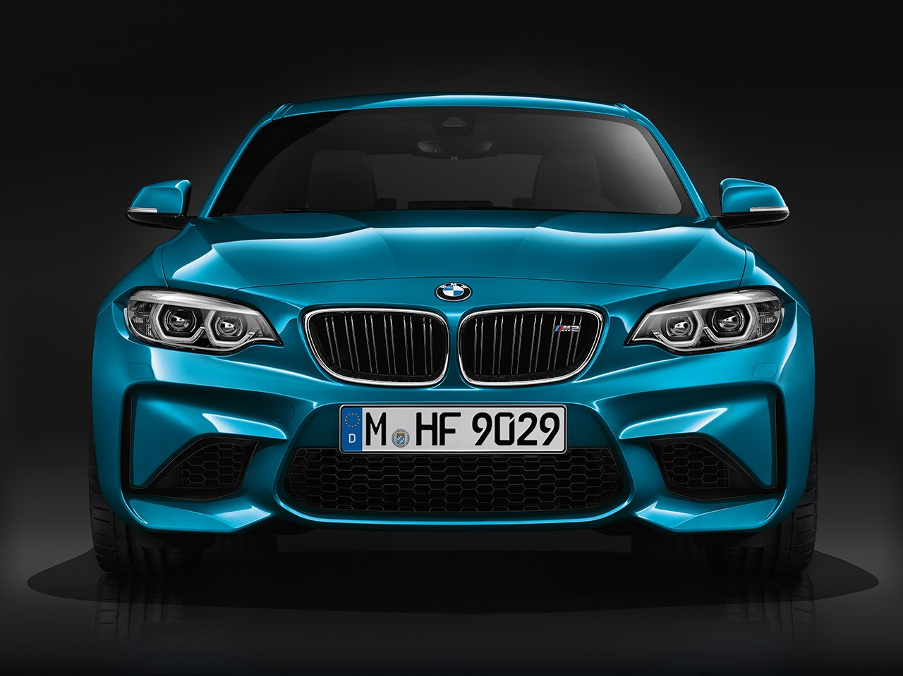 2018 BMW 2 Series frontview