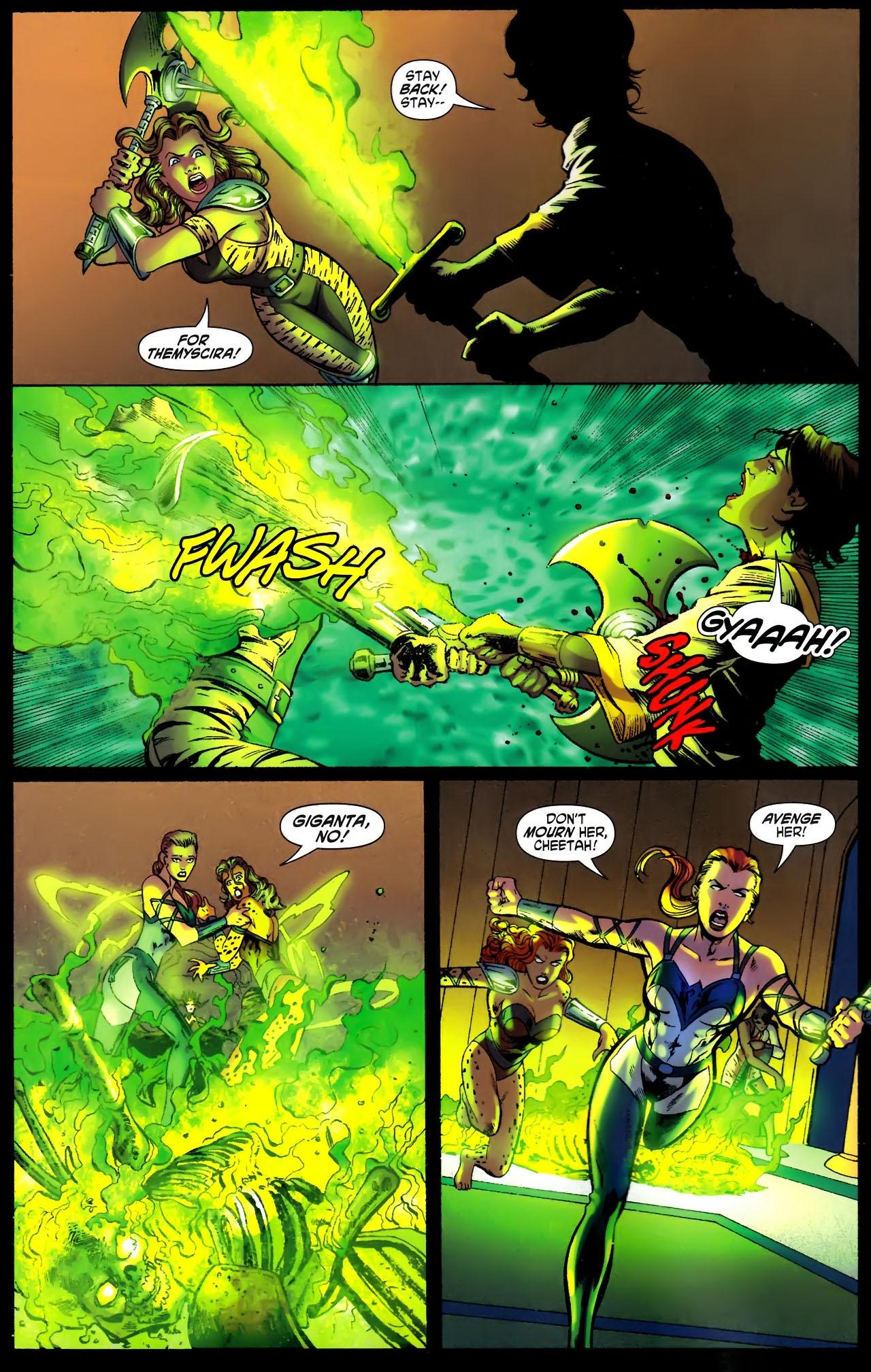 Read online Wonder Woman (2006) comic -  Issue #611 - 10