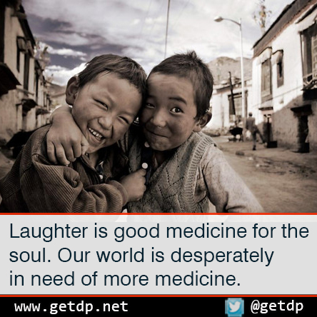 Laughter is a good medicine in hindi