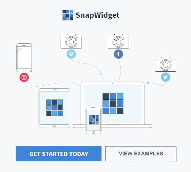 snapwidget-started