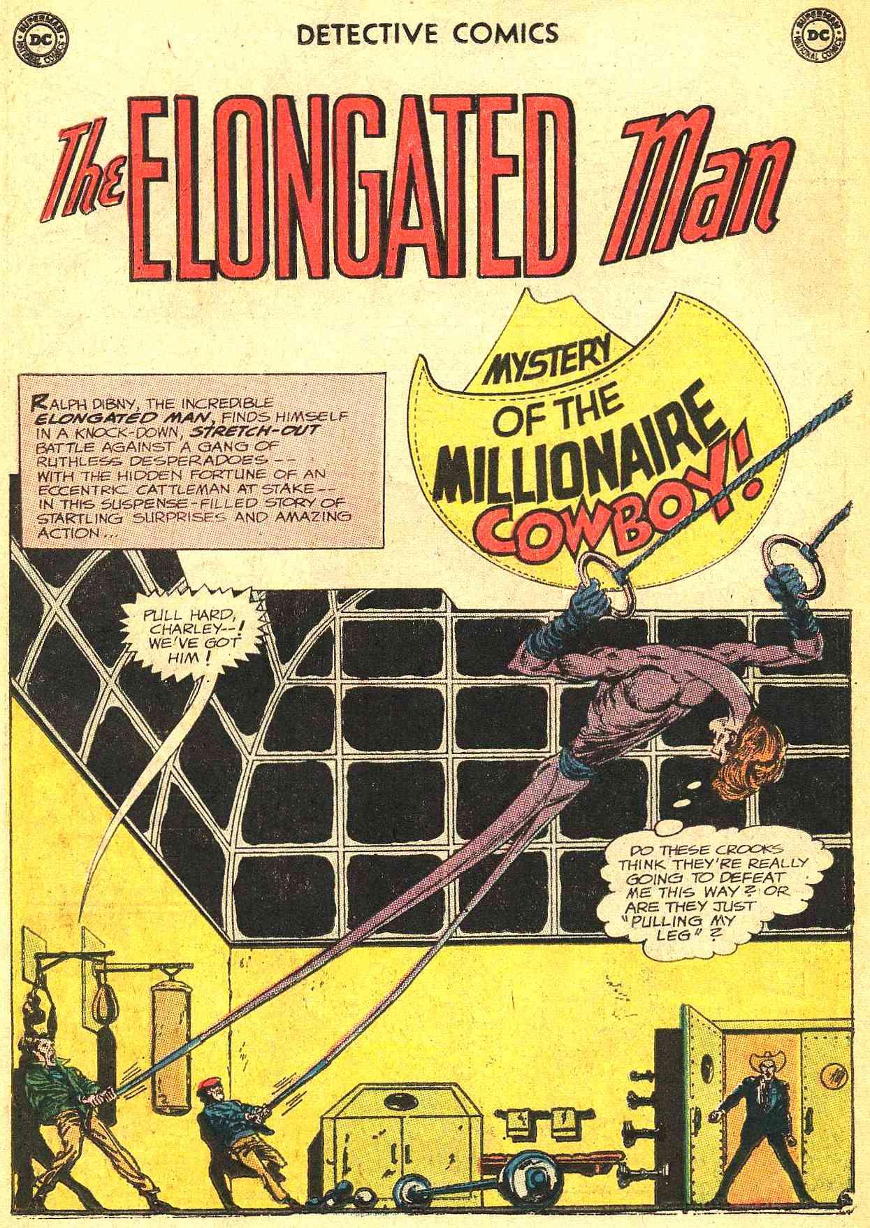 Detective Comics (1937) 340 Page 21