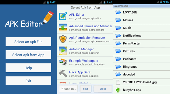 APK Editor Pro Versi 1.4.1 Free Full Version