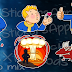 WA STICKERS FALLOUT VAULT BOY