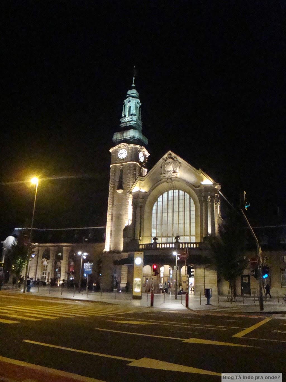 Estação Central de Luxemburgo