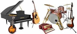 Macam / Jenis Alat Musik dan Contohnya