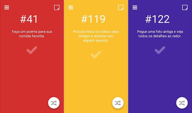 Dica de app: Eu Desafio Você
