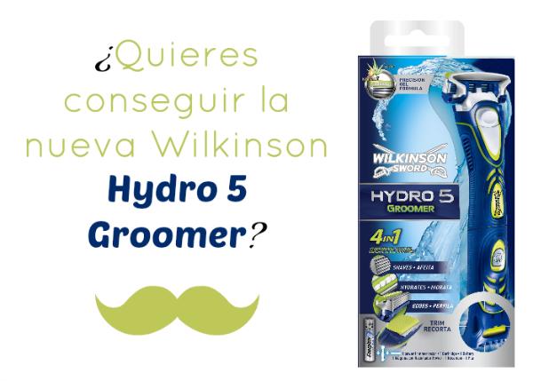 hydro 5 Groomer de Wilkinson