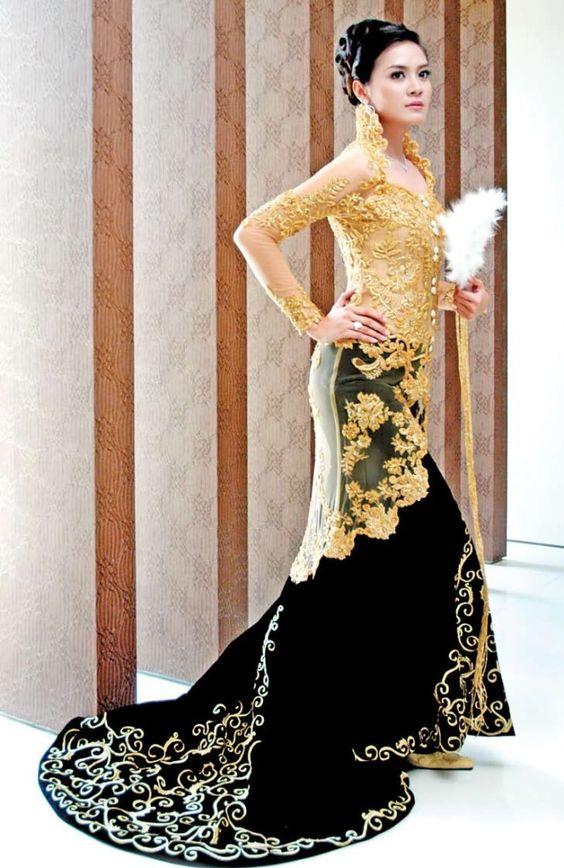 Model Kebaya Modern Terbaru 2019 Simple Dan Elegan Teman