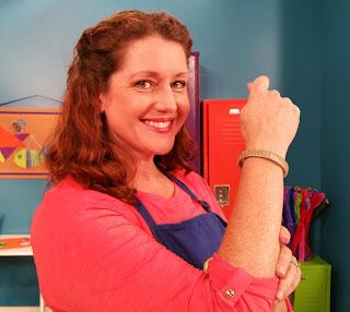 Jenny Barnett-Rohrs wearing Rexlace Bracelet.