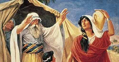 ishmael and isaac relationship with sarah