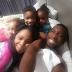 Adorable bedroom photo of singer Timi Dakolo, his wife & 3 children