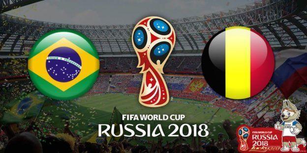 SPORTWorld Cup 2018: Brazil vs Belgium: Team news, injuries, possible lineups