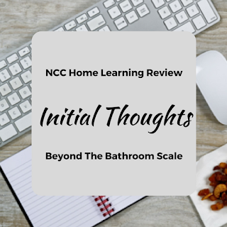 NCC Home Learning Review: Initial Thoughts