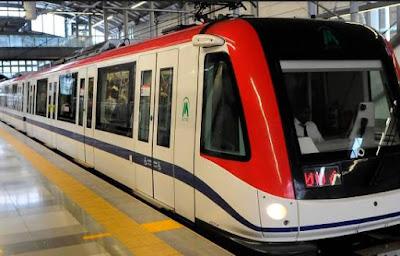 """Oficina para el Reordenamiento del Transporte (Opret) informa que solucionó """"falla técnica"""" afectaba Línea 2 del Metro"""