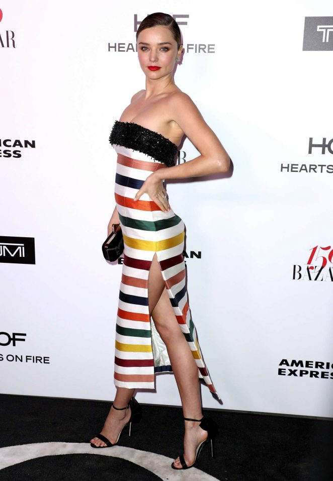 Miranda Kerr – Harper's Bazaar Celebrates 150 Most Fashionable Women in West Hollywood