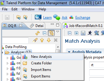 Talend Blog: Match Analysis in Talend Data Quality