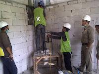 perbaikan beton yang pecah