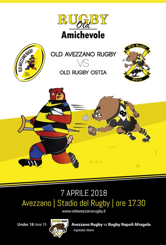 Avezzano vs Old Rugby Ostia