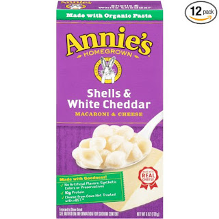 annie's mac and cheese