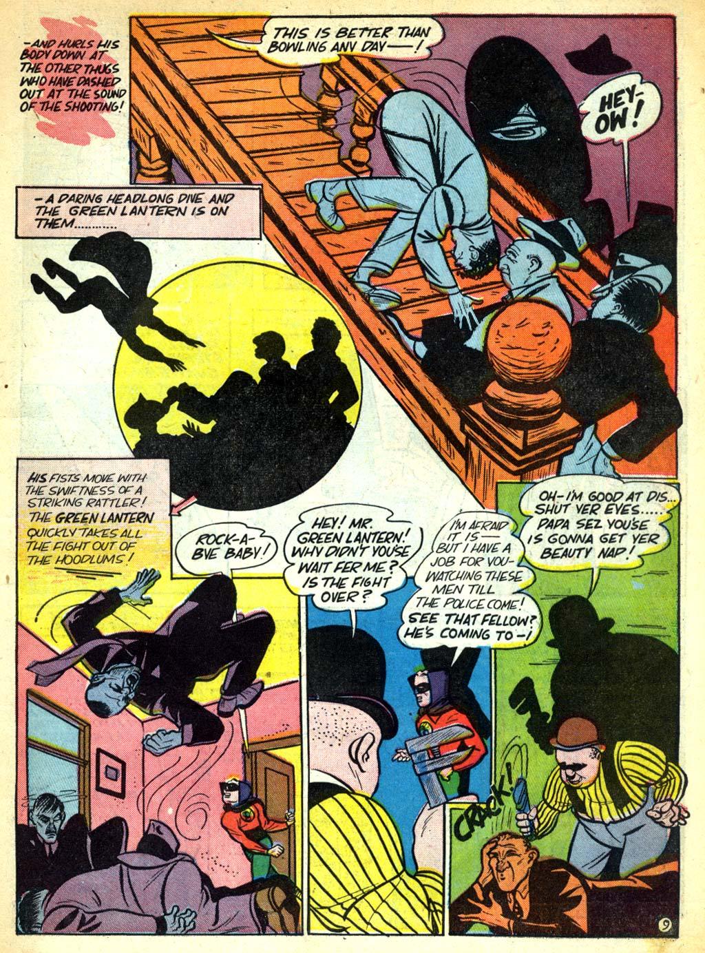 Read online All-American Comics (1939) comic -  Issue #28 - 11