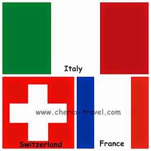 Tour Italy-Switzerland-France