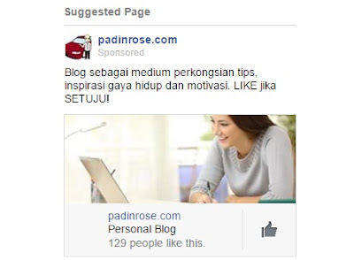 like marketing padinrose
