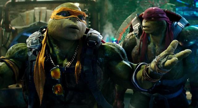 Estreias da semana (15/06): As Tartarugas Ninja 2, Como Eu Era Antes de Você, Tini - Depois de Violetta & mais