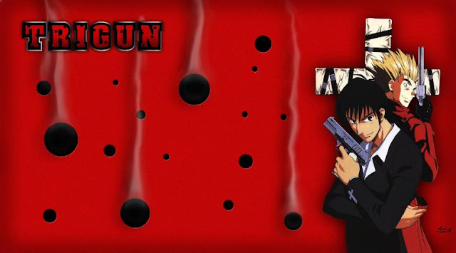 Best  Madhouse Anime list - Trigun