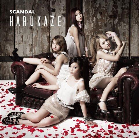 Listen to my music lounge: #HARUKAZE - SCANDAL 12th Single ...