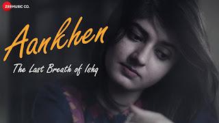 Ye Aankhen Hai Wahi Aankhen Lyrics | Imran Amin | Samran Asif