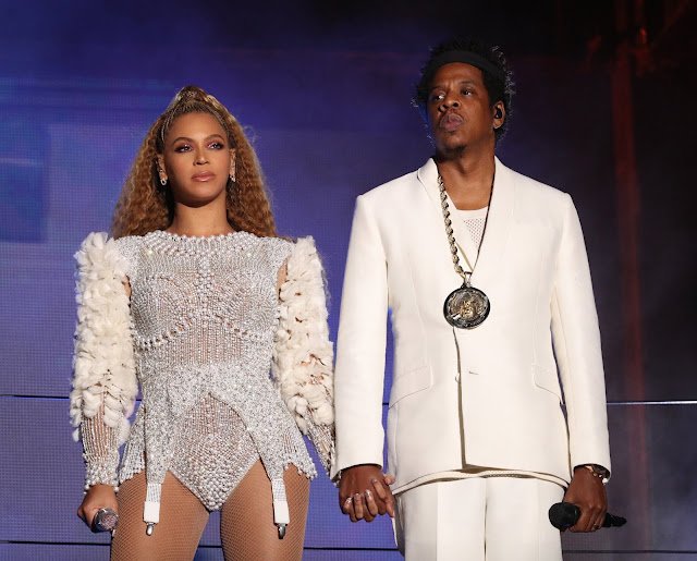 Beyonce and Jay-Z at Chicago's Soldier Field 2018
