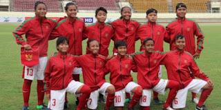 Inilah Hasil Pertandingan Timnas Indonesia Wanita Terbaru