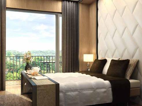 Vue 8 Residence Bedroom